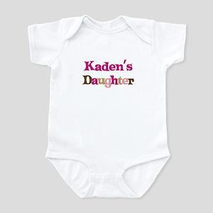 Kaden's Daughter Infant Bodysuit