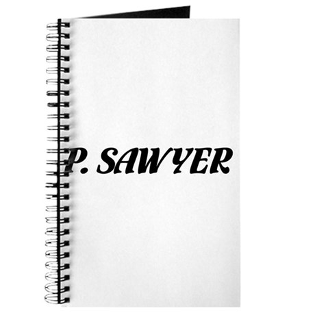 """""""P. Sawyer"""" Journal"""