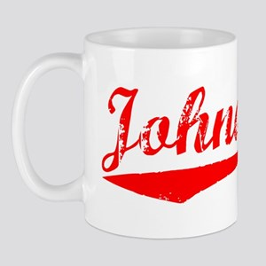 Vintage Johnathon (Red) Mug