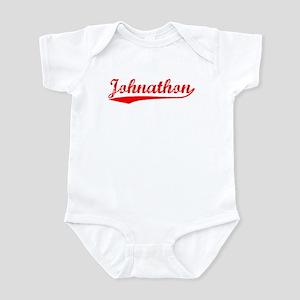 Vintage Johnathon (Red) Infant Bodysuit