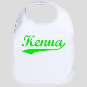 Vintage Kenna (Green) Bib