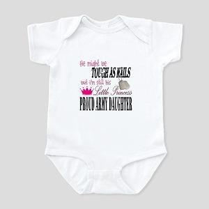 Daddys princess Infant Bodysuit