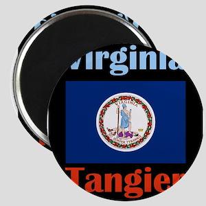 Tangier Virginia Magnets