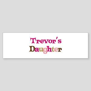 Trevor's Daughter Bumper Sticker