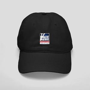 FAUX NEWS Black Cap