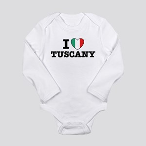 I Love Tuscany Infant Bodysuit Body Suit
