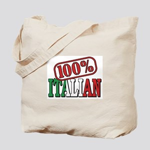 Italian Tote Bag