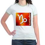 Capricorn Jr. Ringer T-Shirt