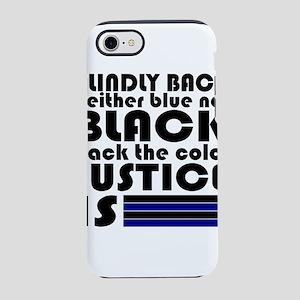 Police iPhone 8/7 Tough Case