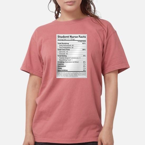 Student Nurse Women's Cap Sleeve T-Shirt