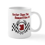 Racing At 30 Mug