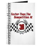 Racing At 30 Journal