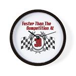 Racing At 30 Wall Clock