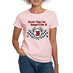 Racing At 30 Women's Light T-Shirt