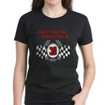 Racing At 30 Women's Dark T-Shirt