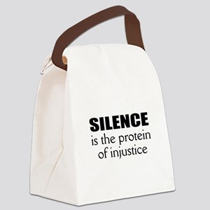 Activist Canvas Lunch Bag