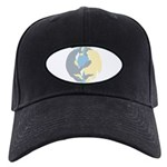 Spirit Of The North Gifts Black Cap With Patch