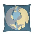Spirit Of The North Gifts Everyday Pillow