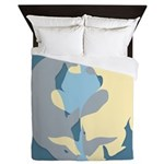 Spirit Of The North Gifts Queen Duvet