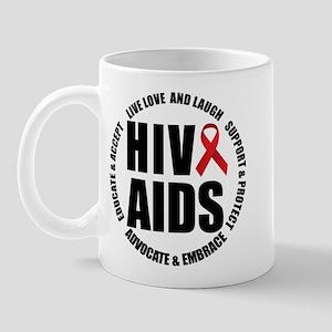 HIV/AIDS Mug