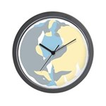 Spirit Of The North Gifts Wall Clock