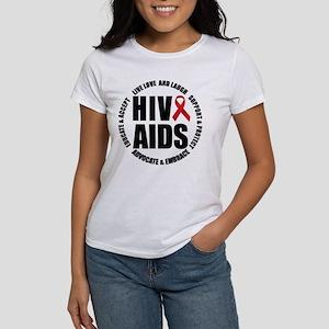 HIV/AIDS Women's T-Shirt