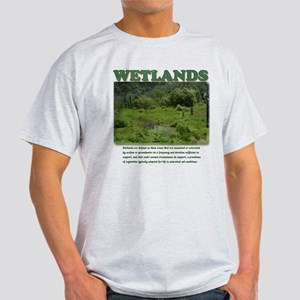 Wetland Picture Light T-Shirt