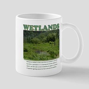 Wetland Picture Mug
