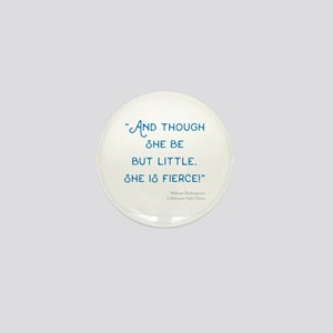 Little but Fierce! - Mini Button