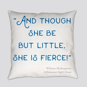 Little but Fierce! - Everyday Pillow