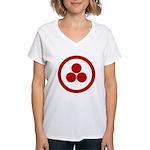 Pax Cultura Women's V-Neck T-Shirt