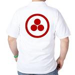 Pax Cultura Golf Shirt