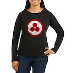 Pax Cultura Women's Long Sleeve Dark T-Shirt