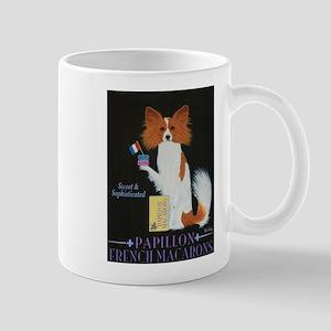 Papillon French Macarons Mug