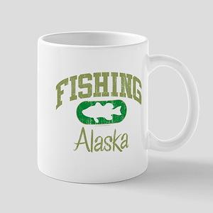 FISHING ALASKA Mug