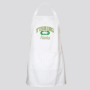 FISHING ALASKA BBQ Apron