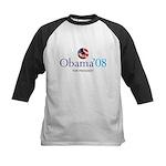 Obama '08 Kids Baseball Jersey