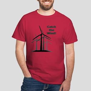 Catch the Wind Dark T-Shirt