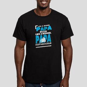 I'm A Biker T Shirt, Papa T Shirt T-Shirt