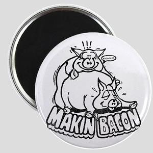 Makin Bacon Magnet