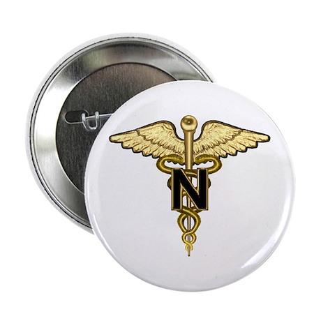 U.S. Army Nurse Button