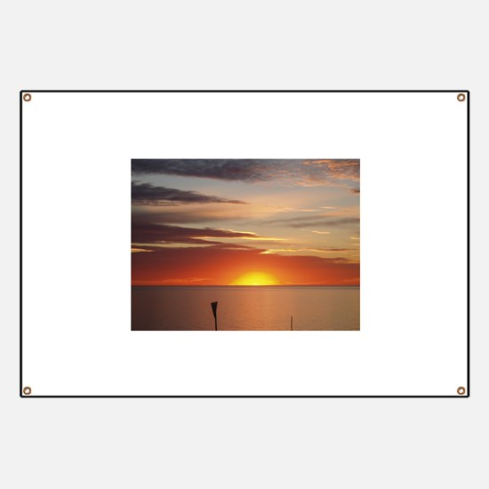 elph Hallett Cove,S.A. sunset Banner