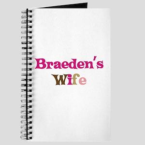 Braeden's Wife Journal