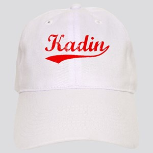 Vintage Kadin (Red) Cap