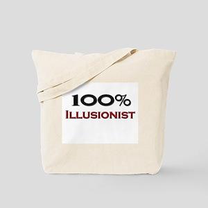 100 Percent Illusionist Tote Bag