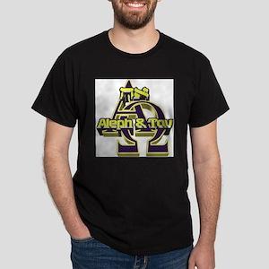 Aleph & Tav Ash Grey T-Shirt