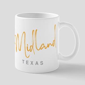 Midland Texas Mugs