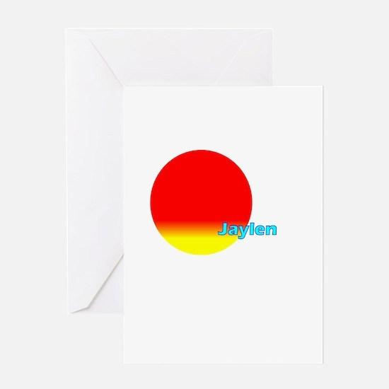 Jaylen Greeting Card