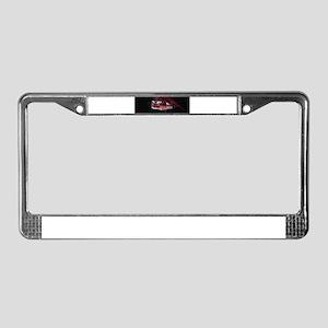 Godzilla License Plate Frame