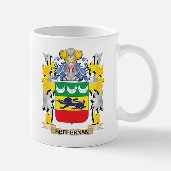 Heffernan Coat of Arms - Family Crest Mugs